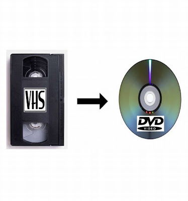 Opole - PRZEGRYWANIE KASET VIDEO VHS NA DVD