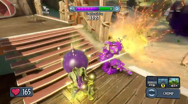 Plants-vs-Zombies-Garden-Warfare gardens graveyards screenshot