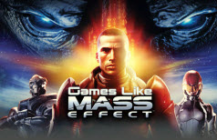 Mass Effect,Games Like Mass Effect