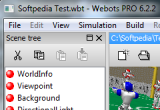 Webots Screenshot