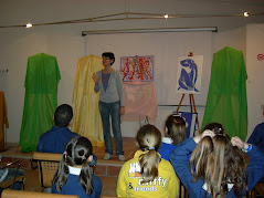 """Progetto """"Educazione alla lettura""""Teatro di carta 2013"""