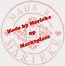 Made by Marieke op Marktplaza