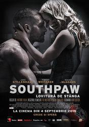 lovitura de stanga southpaw 2015