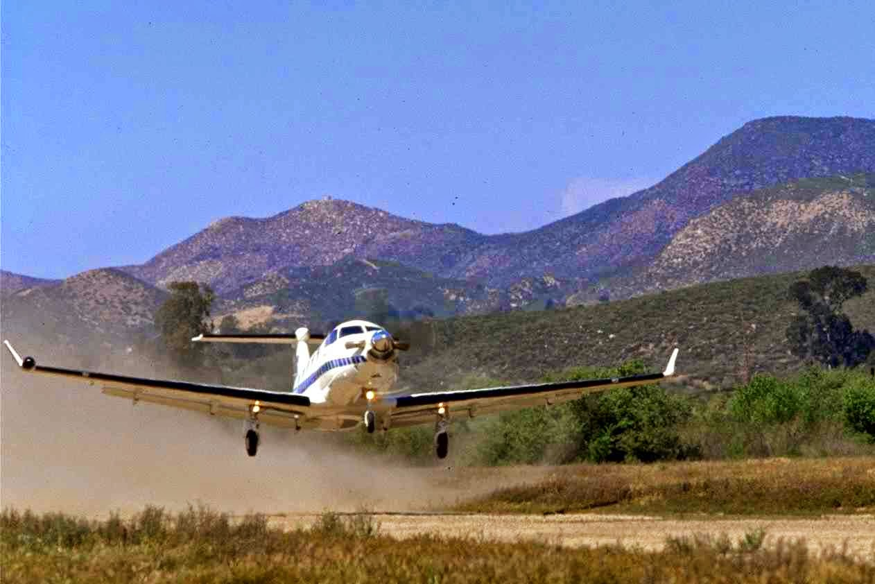 PC-12 The Best Private Plane