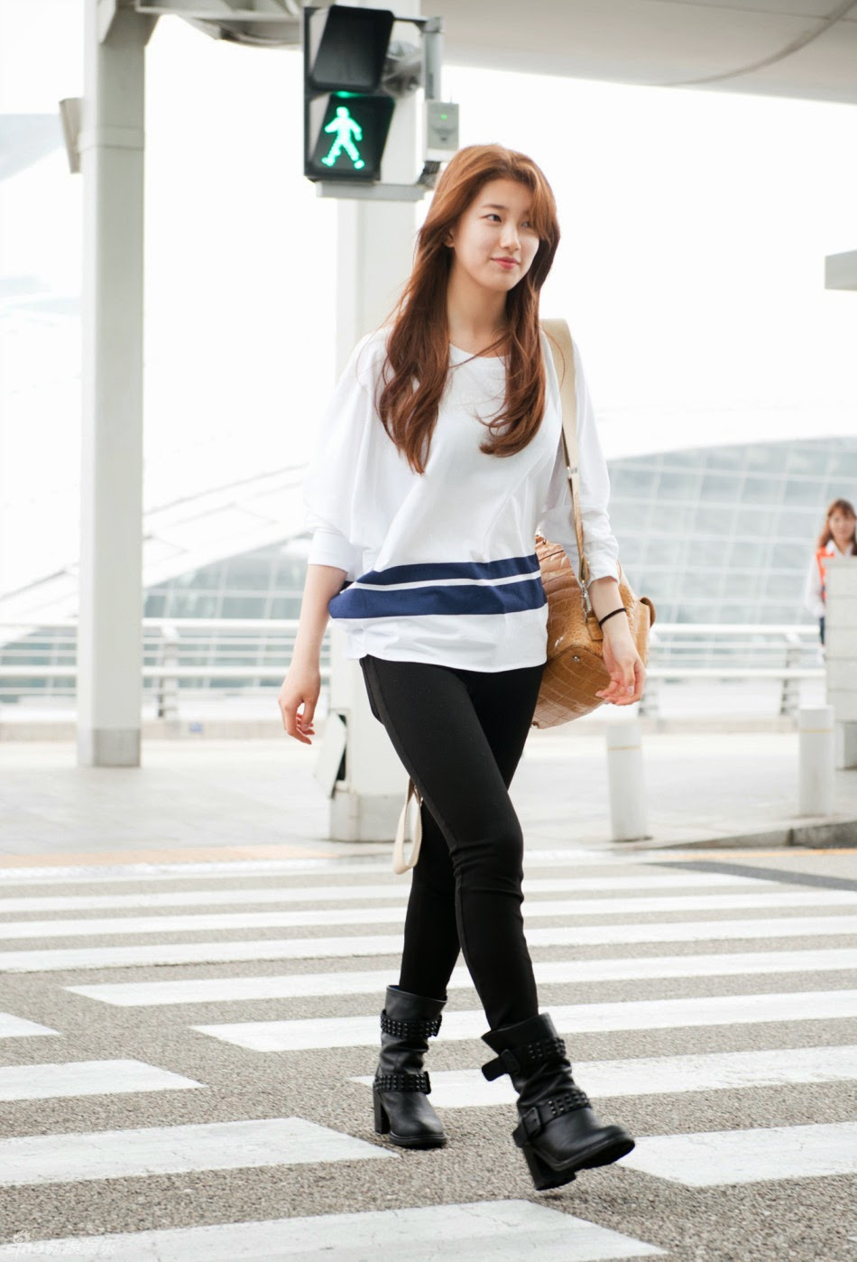 Miss A Suzy Airport Fashion Official Korean Fashion