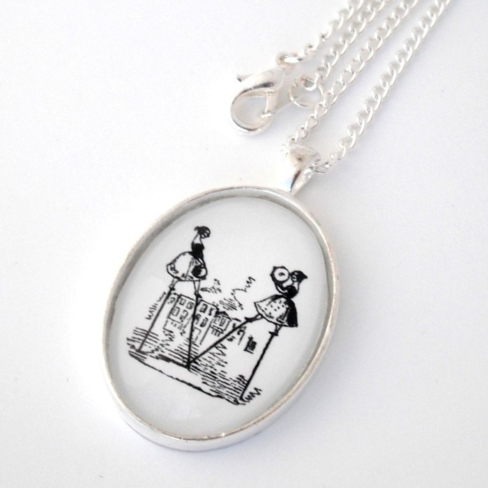 The Chickadees Nest: More Pretty Necklaces!