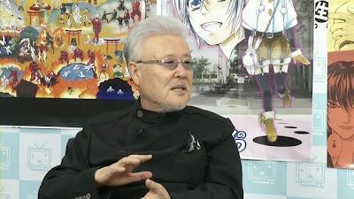 Kazuo Koike mohou shojo manga Mahou Shojo Mimitsuki Mimi no QED