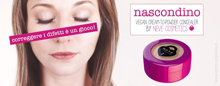 Novità Nascondino Neve Cosmetics