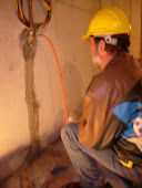 Barrie Basement Foundation Crack Repair Injection Barrie in Barrie 1-800-334-6290