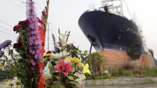 Jepun akan lupuskan Kapal Tsunami 2011 - Kyotoku-Maru