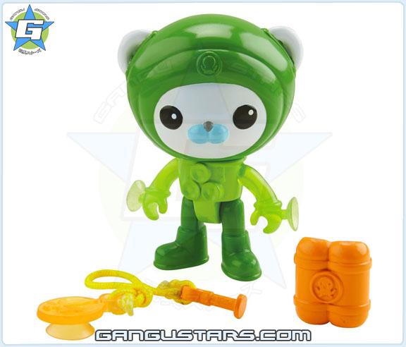 Octonauts Barnacles 2015 toys オクトノーツ キャプテン・バーナクルズ ディズニー Fisher-Price mattel the Octonauts