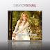 Elizângela Paula divulga capa e título do CD 2014!