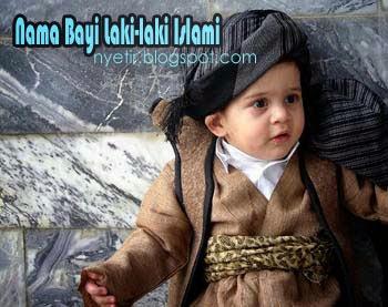 nama bayi laki islam