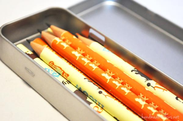 Tin Pencil Case