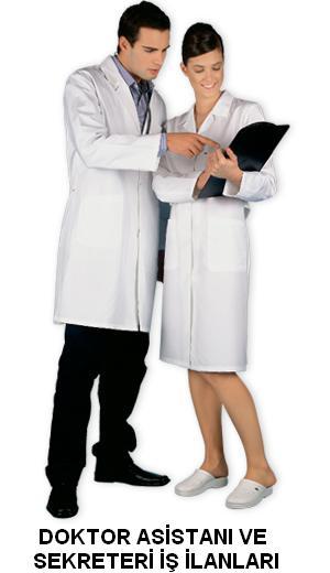 Doktor yanında sekreter yada asistan olarak çalışmak istiyorum