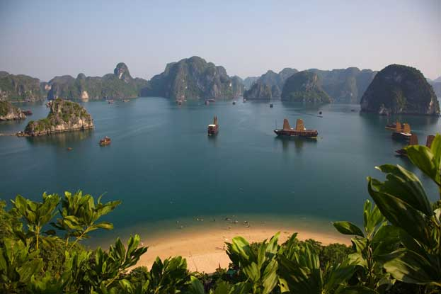 Heritage Ha Long Bay Vietnam