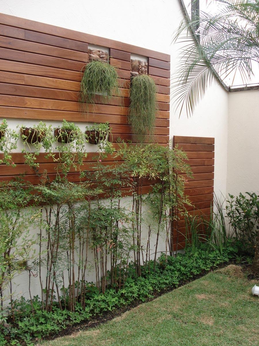 ideias baratas para jardim vertical : ideias baratas para jardim vertical:Ideias para o Jardim: Jardins pequenos