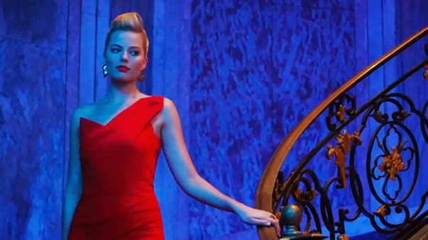 "Margot Robbie becomes a movie star in ""Focus"""