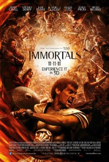 Immortals Reigns Top Box Office!