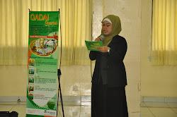 MC at Seminar Pegadaian Syariah