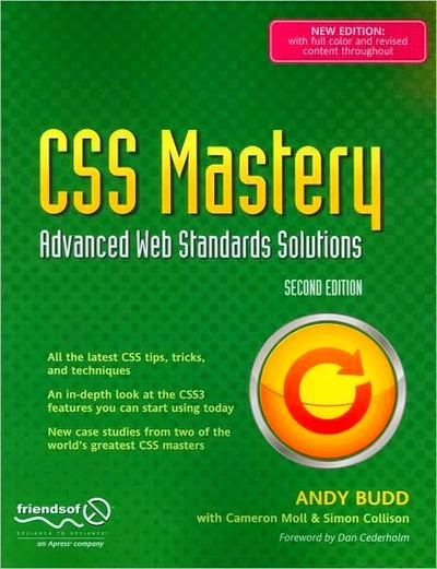 CSS Mastery: Advanced Web Standards Solutions(New Edition)