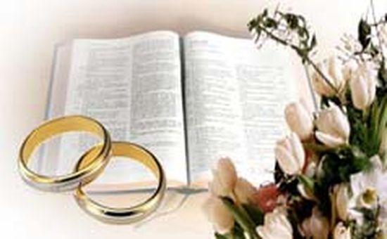 Matrimonio Religioso Biblia : Religioso el matrimonio en la biblia base de la familia