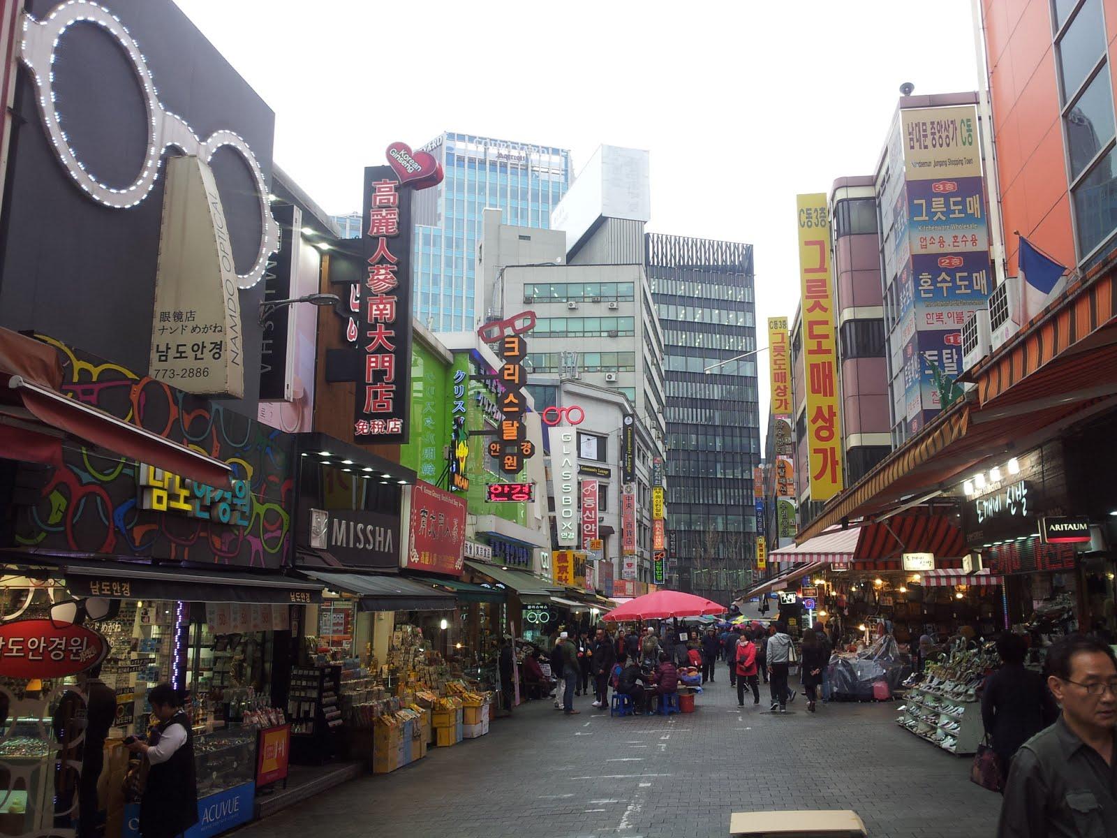 Namdeamun market