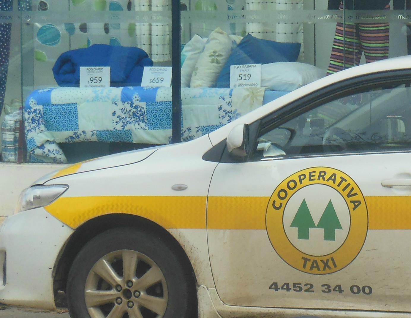 Cooperativa de Taxi