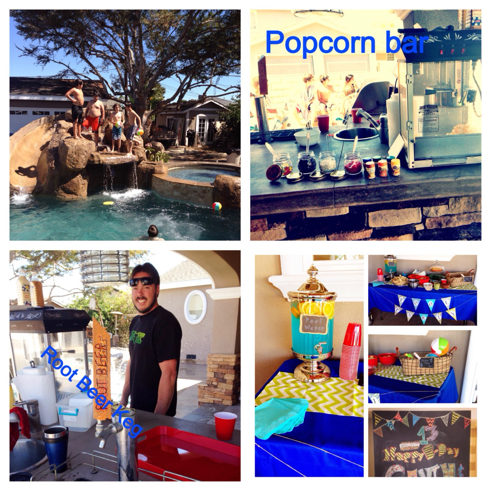 Four Loves: 5 Great Teen Boy Parties