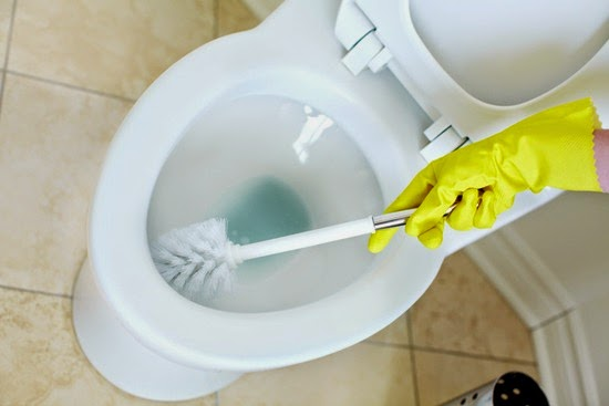 Como limpar vaso sanit%c3%a1rio corretamente