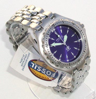 fossil watches for men