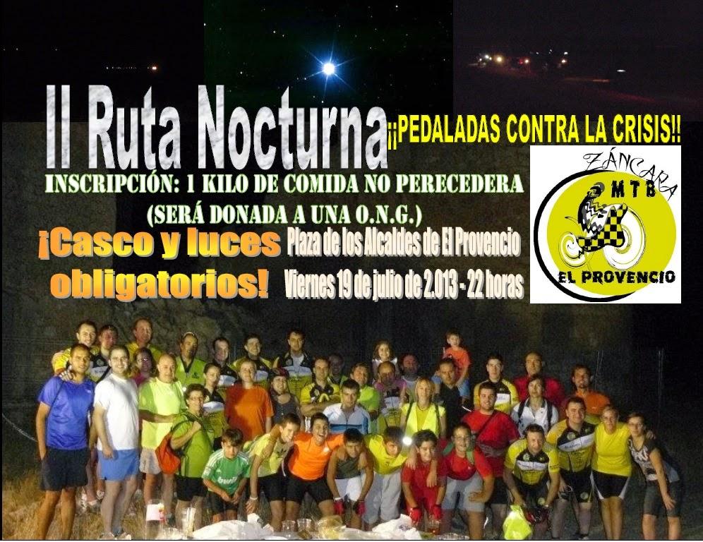 Fotos II Ruta Nocturna Solidaria