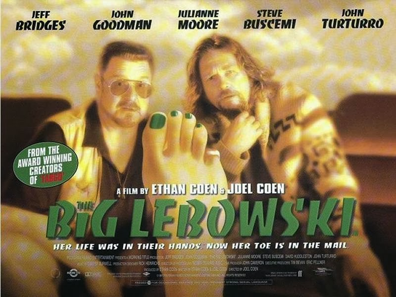 a review of the big lebowski a movie by joel coen and ethan coen The plot of this raymond chandler-esque comedy crime caper from the coen brothers (joel coen and ethan limited-release movies, 20 for tv shows), including 5 reviews from and performances for a coen brothers' cult film the big lebowski is a simple story that requires no over.