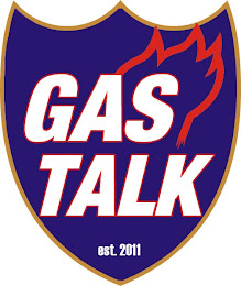 Gas Talk Podcast - Click on logo to download mp3