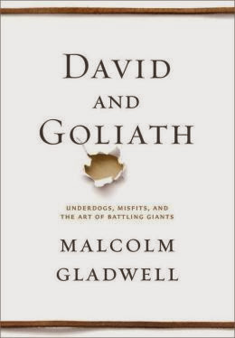 David and Goliath Book Review- http://alohamoraopenabook.blogspot.com