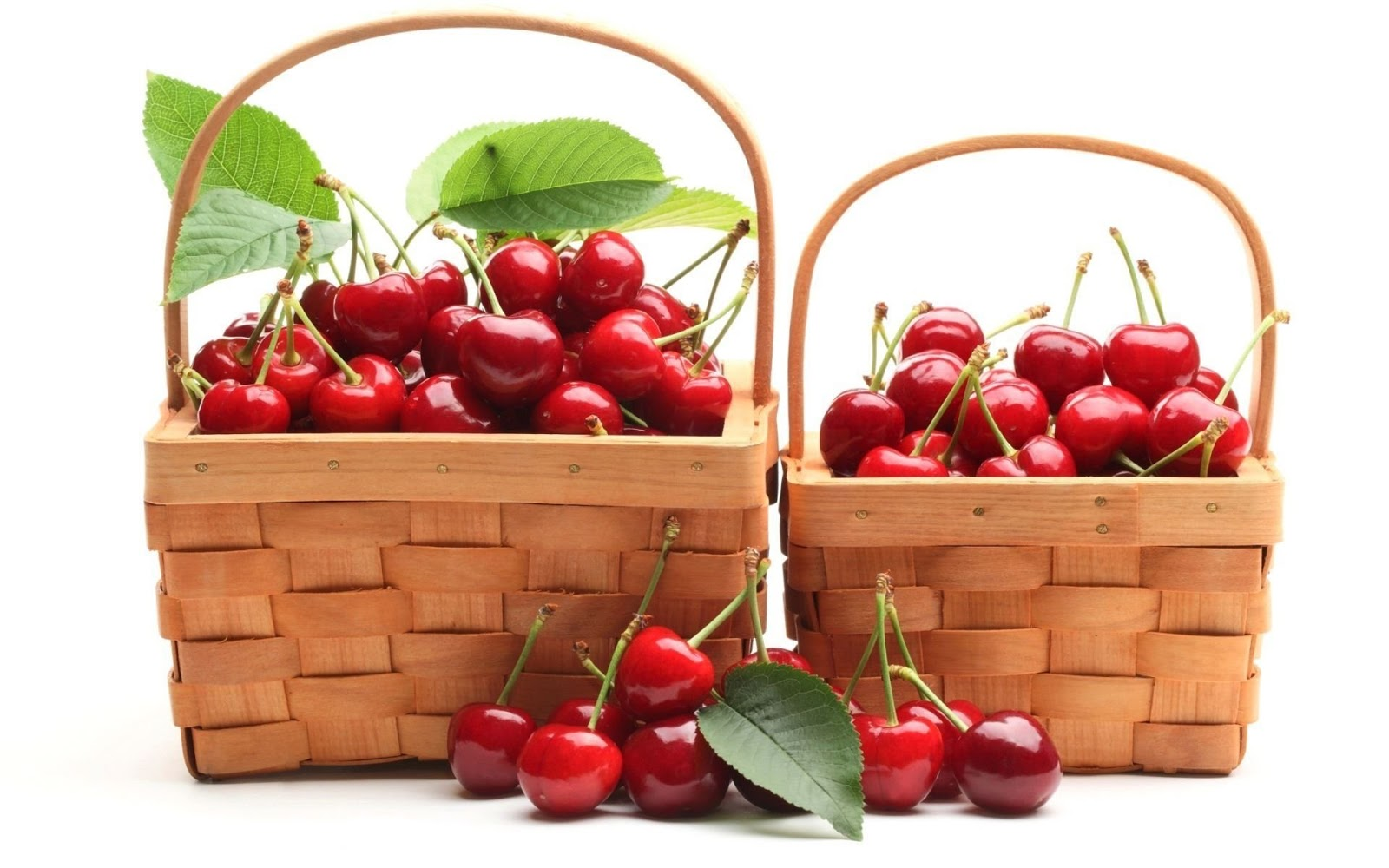 Red Cherry Baskets