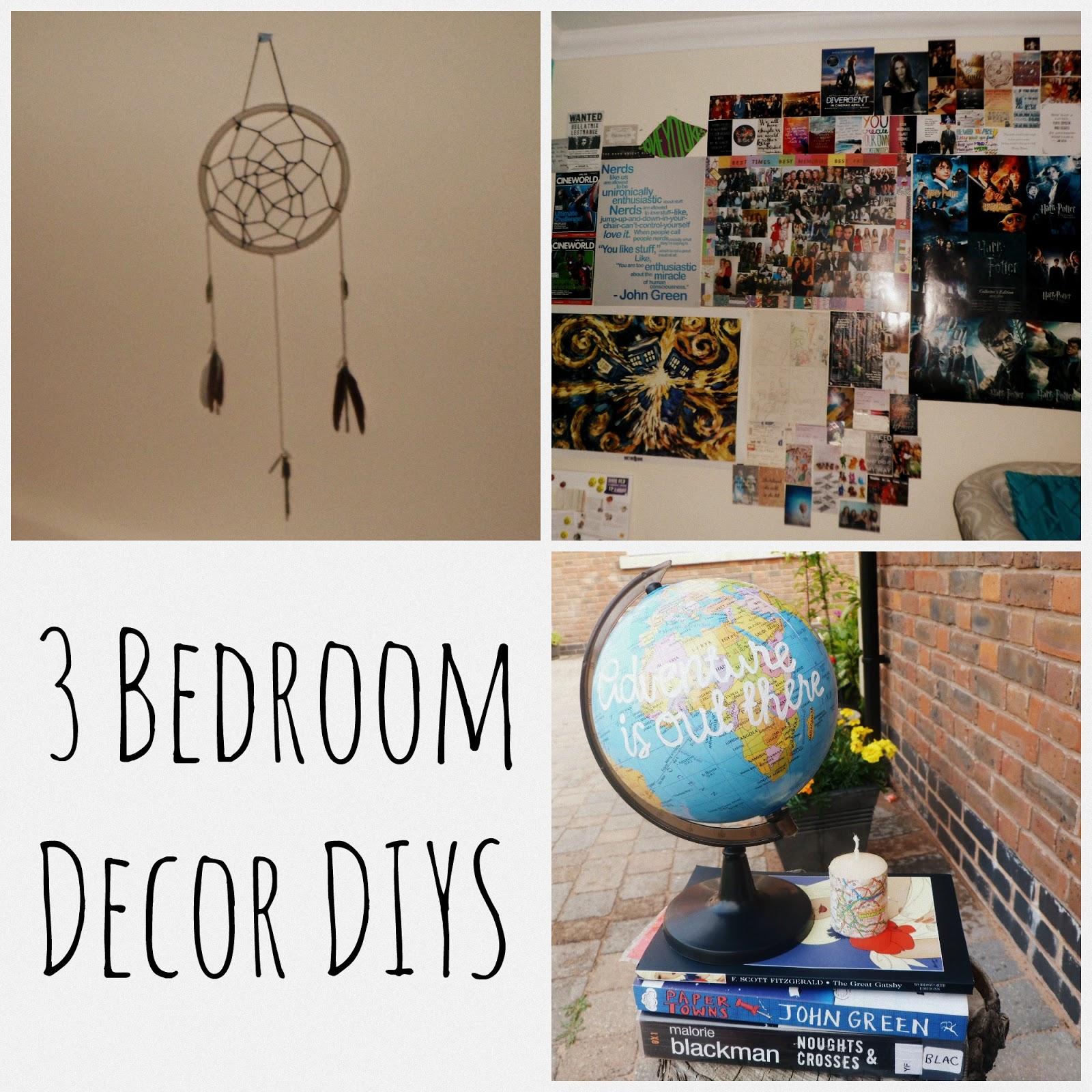 Beauty by a geek diy bedroom decor for 5 diy summer room decor ideas