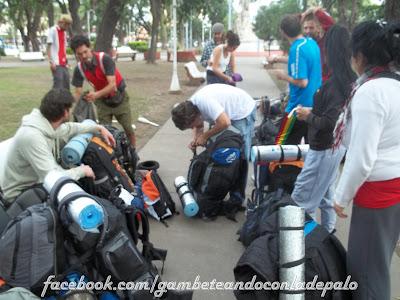 Plaza Alberdi Tucuman - Gambeteandoconladepalto