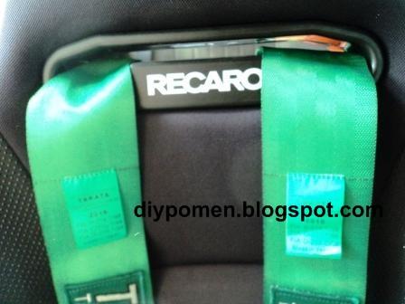 Car Seat Belt Repair Malaysia