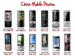 CHINAMOBILEPHONE - All Chinese mobile phone Secret Codes