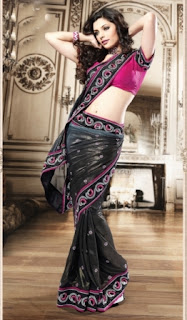 Wedding-Party-Wear-Saree