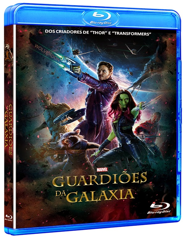 Guardiões da Galáxia Torrent   Dual Audio (2014)