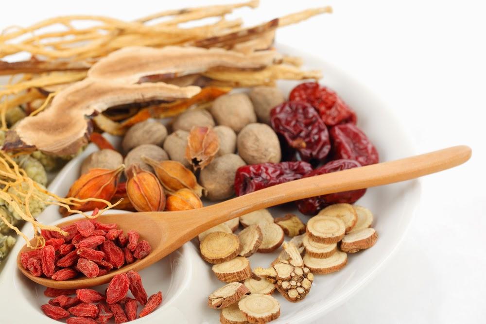 Травы и специи китайской традиционной медицины