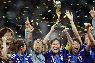 Japón Campeón del Mundial Femenino 2011