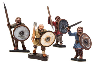 Gripping Beast Dark Age Warriors