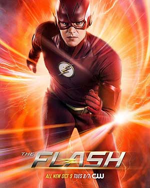 The Flash 2014 Season 05 Complete English HDTV 720p