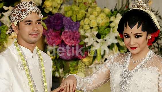 Prosesi Pernikahan Raffi Nagita 17 Oktober 2014