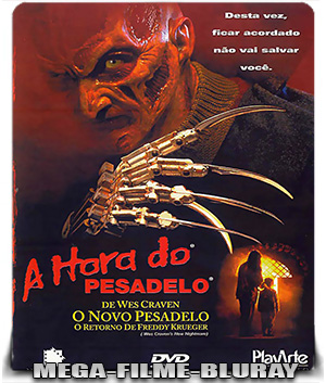 O Novo Pesadelo: O Retorno de Freddy Krueger (1994) – BluRay 720p HD Dual Áudio - Torrent