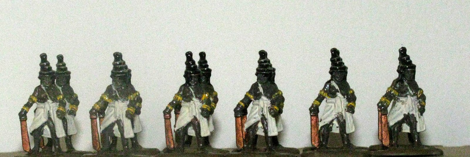 Maiden Guard command - 1st Corps