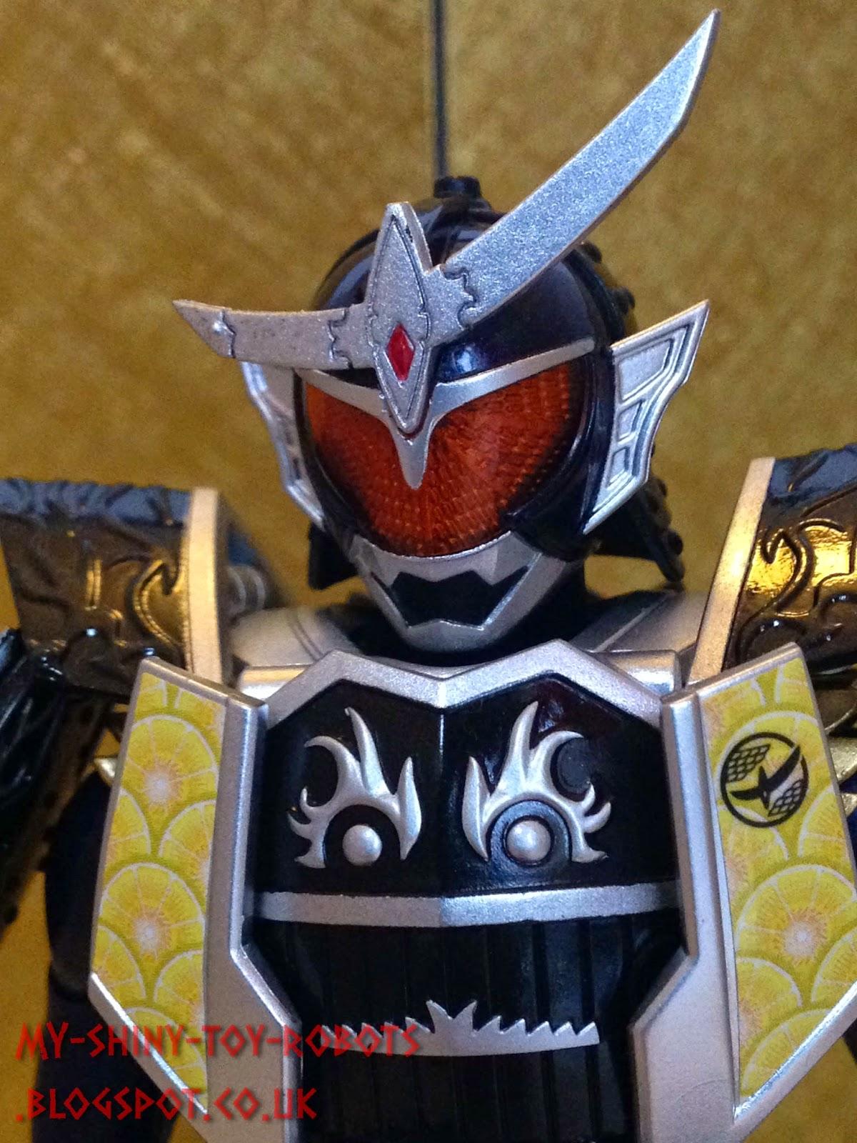 S.H. Figuarts Kamen Rider Gaim Jimber Lemon Arms